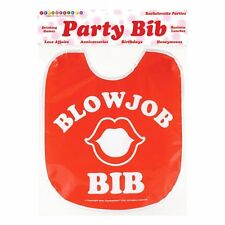 Blow Job Bib - Bachelorette Party