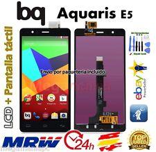 Pantalla DISPLAY BQ Aquaris E5 4G HD Negra Tactil + Lcd TFT5K0982FPC-A2-E Negro