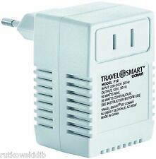 Franzus 50-Watt International Converter / Adapter Converts 220V To 110V
