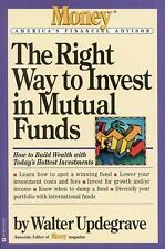 The Right Way to Invest in Mutual Funds ~ Money ~ Finance ~ Investing