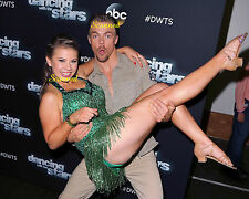 BINDI IRWIN & DEREK HOUGH Dancing With The Stars picture #3459