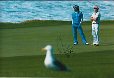 Rickie FOWLER SIGNED Autograph 12x8 Photo AFTAL COA PGA Team USA Ryder Cup