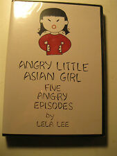Angry Little Asian Girl Five angry episodes dvd Lela Lee