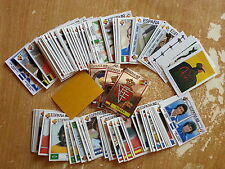 PANINI WC ESPANA 82 SPAIN 82 take 10 stickers cut out - from almost all