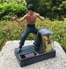 Bruce Lee Action Figure Master Kung Fu Dragon Scale Enter S Toys Model New Gift