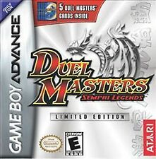 Duel Masters: Sempai Legends - Game Boy Advance - Artist Not Provided