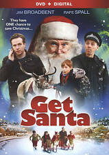 Get Santa / A la rescousse du Père Noel (DVD, 2015)