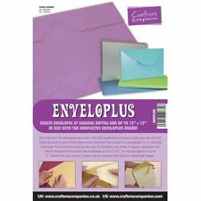Crafters Companion Ultimate Pro Embossing Board  Enveloplus