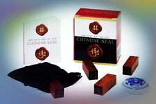 NEW - Ancient Art of the Chinese Seal (Mega Mini Kit) by Pann, Yunn
