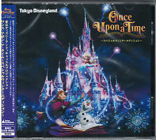 OST-TOKYO DISNEYLAND CASTLE PROJECTION ONCE OPON A TIME :WINTER ED -JAPAN CD E25