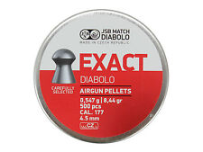 Air rifle Pellets JSB EXACT DIABOLO 4.53 mm .177 500 pcs. 0.547 g 8.44 gr Airgun