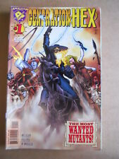 GENERATION HEX n°1 1997 DC Comics  [SA36]