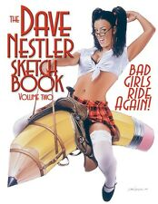 DAVE NESTLER SKETCHBOOK Vol 2 *NM/M*
