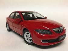 1:18 2003-2008 MAZDA 6 / Mazda Atenza  Red 1/18 Chinese Dealer Promotion