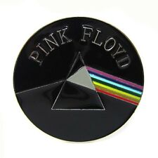 Mens UK Pink Floyd Rock Roll Music Band Metal Belt Buckle Dark Side of the Moon
