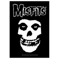 "MISFITS Fiend Skull Tapestry Cloth Poster Flag Wall Banner New 30"" x 40"""