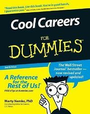 Cool Careers For Dummies, Nemko, Marty, Good Book
