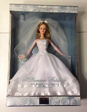 NEW w/BOX 1999 Millennium Wedding Collection Barbie~The Bridal Collection #27674