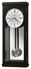625-440 ALVAREZ- HOWARD MILLER WALL CLOCK  WITH HARMONIC TRIPLE CHIMES 625440