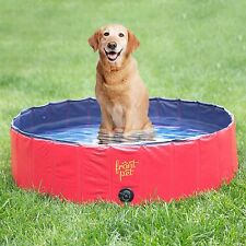 Large Pet Bath Tub Pool Foldable Portable Bathing Dog Outdoor Lightweight Wash