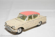 CORGI TOYS 234 FORD CONSUL CLASSIC EXCELLENT CONDITION