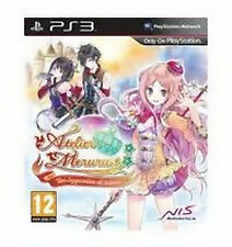 Atelier Meruru: The Apprentice Of Arland (Sony Ps3) Nuevo Sellado