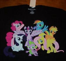 MY LITTLE PONY Ponies T-shirt XL NEW w/ TAG ADULT Rainbow Dash