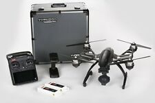 Yuneec Q500 4K Typhoon Drone w Travel Case + Backpack + Accident Damage Warranty