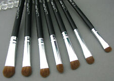 JAF Classic 7pcs Brushes for Makeup 100% Natural Animal Horse Pony Hair Eye Make