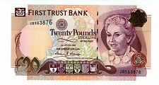 Northern Ireland … P-137a … 20 Pounds … 1998 … *UNC*