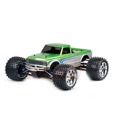 PRO-LINE 72 Chevy C10 Long Bed Clear Body RC E-Maxx Revo 3.3 T-Maxx 3.3 #3227-00