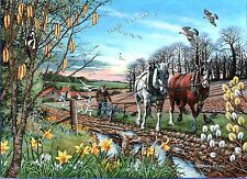 The House Of Puzzles - 500 PIECE JIGSAW PUZZLE - Final Furrow Unusual Pieces