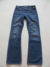 Levi's ® 512 Bootcut Jeans Hose W 32 /L 34, authentic used Denim, TOP Waschung !