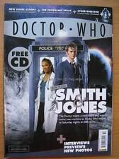 Dr Doctor Who magazine issue 380 28 March 2007 Julie Gardner Phil Collinson