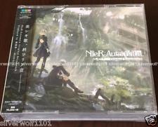 New NieR:Automata Original Soundtrack [3 CD] 4988601465403 SQEX-10589 Japan F/S
