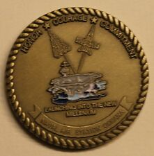 Naval Air Station Oceana CPO Chiefs Mess Navy Challenge Coin