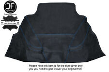BLUE STITCH LUGGAGE COMPARTMENT LINER PU SUEDE COVER FOR PORSCHE BOXSTER 986