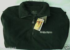 BAUME & MERCIER WATCH CO. BLACK LONG SLEEVE SHIRT ONE OF A KIND!
