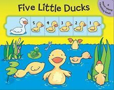 Five Little Ducks: A move-along counting book, , Very Good Book
