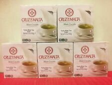 5 pack of Cruz de Malta Mate Cocido -50 Mate Saquitos Each- Free Shipping