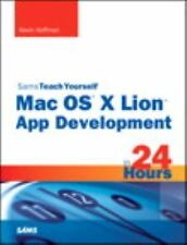 Sams Teach Yourself Mac OS X Lion App Development in 24 Hours-ExLibrary