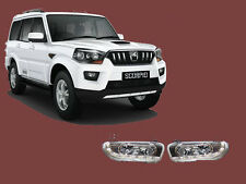 Premium Quality Fog Lamp LED DRL for Mahindra Scorpio with Fog Lamps