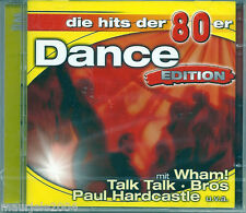 Dance 80 Edition (2004) 2 CD NUOVO Irene Cara Flashdance. Talk Talk Such a shame