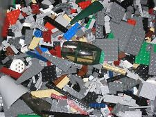 100 Lego Lot Pieces Bulk STAR WARS Random Parts Bricks Blocks Wings Plates