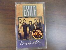 "NEW SEALED ""Exile"" Super Hits   Cassette Tapes  (G)"