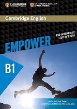 Cambridge English Empower Pre-intermediate Student's Book, Lewis-Jones, Peter, S