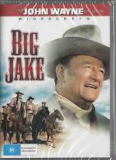 BIG JAKE - JOHN WAYNE - NEW DVD - FREE LOCAL POST