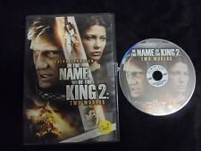 "USED DVD Movie  ""In The Name Of The King 2:"" Two Worlds (G)"