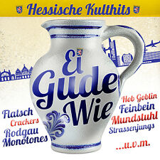 CD uovo Gude come hessische culto hits di Various Artists