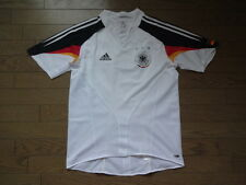Germany 100% Official Soccer Player Issue Jersey Shirt M 2004/05 Home MINT Rare